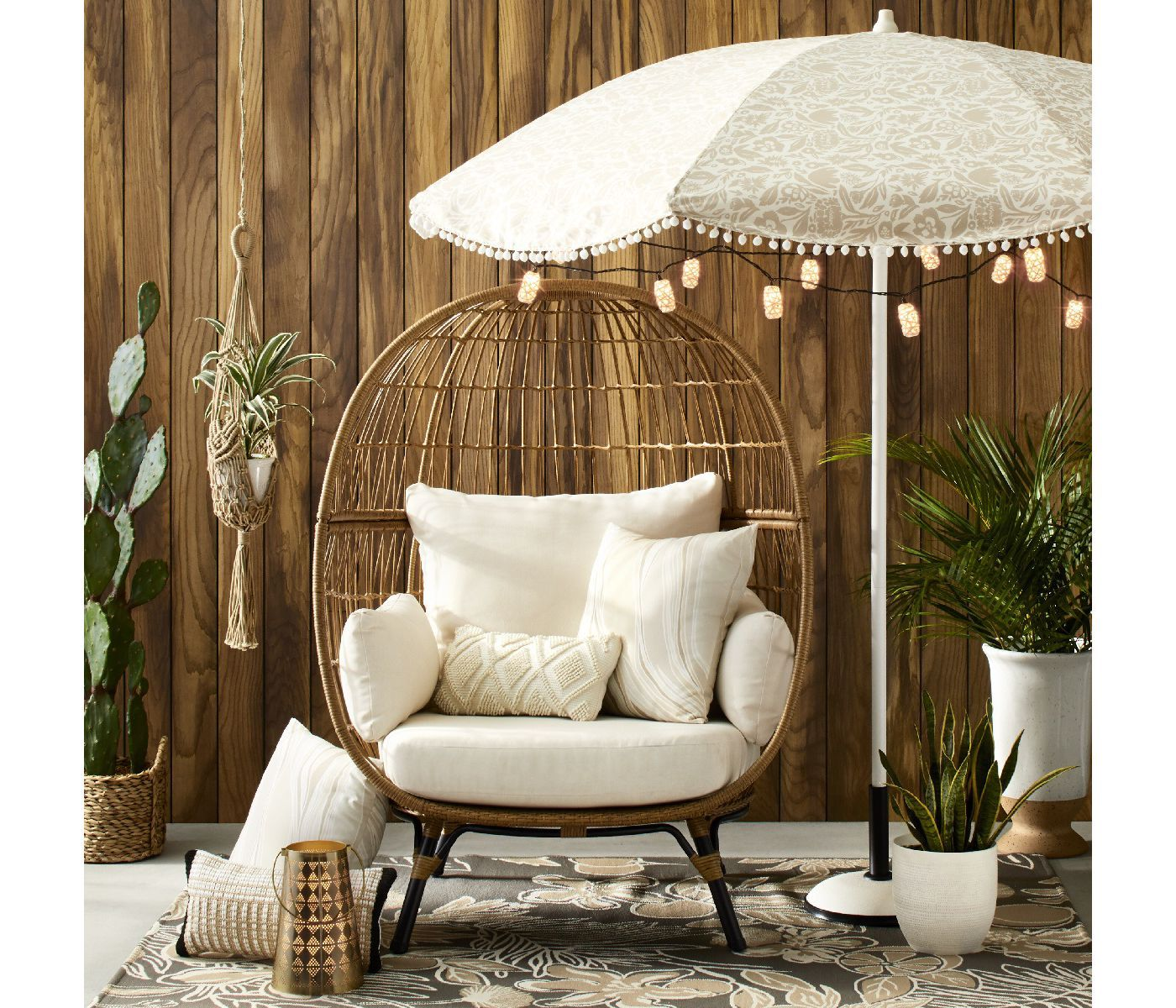 Target Outdoor Patio Egg Chair