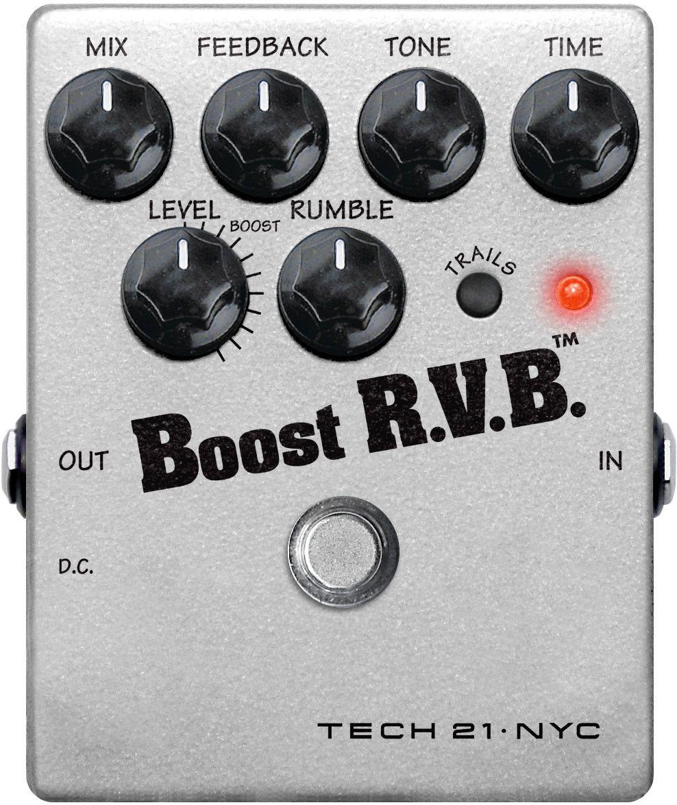 Tech 21 Boost R V B