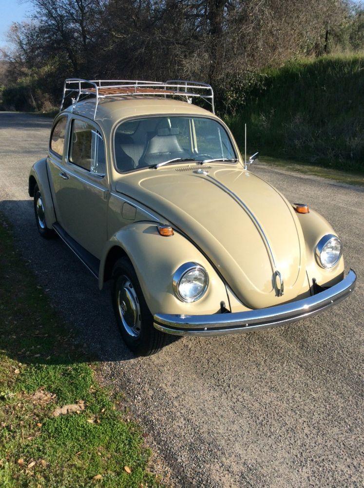eBay: 1969 Volkswagen Beetle - Classic 1969 vw bug classic ...
