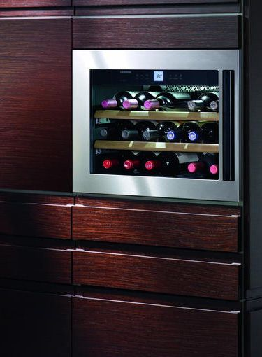 Integrated Wine Cooler From Liebherr Eye Level Wine Cabinet Tall Wine Fridge Wine Cooler Integrated Wine Cooler