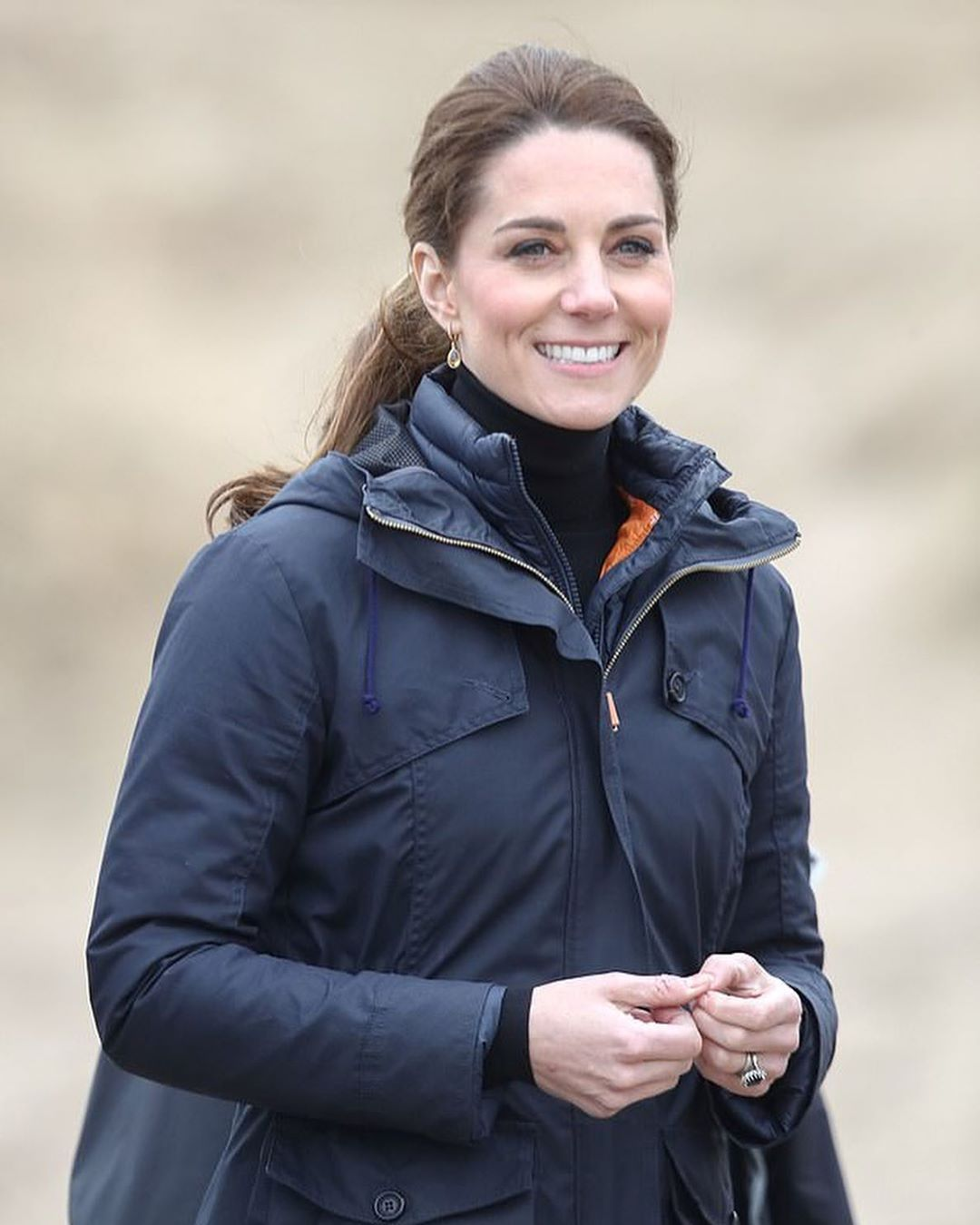 Fjällräven Stina Jacket · Kate Middleton Style Blog
