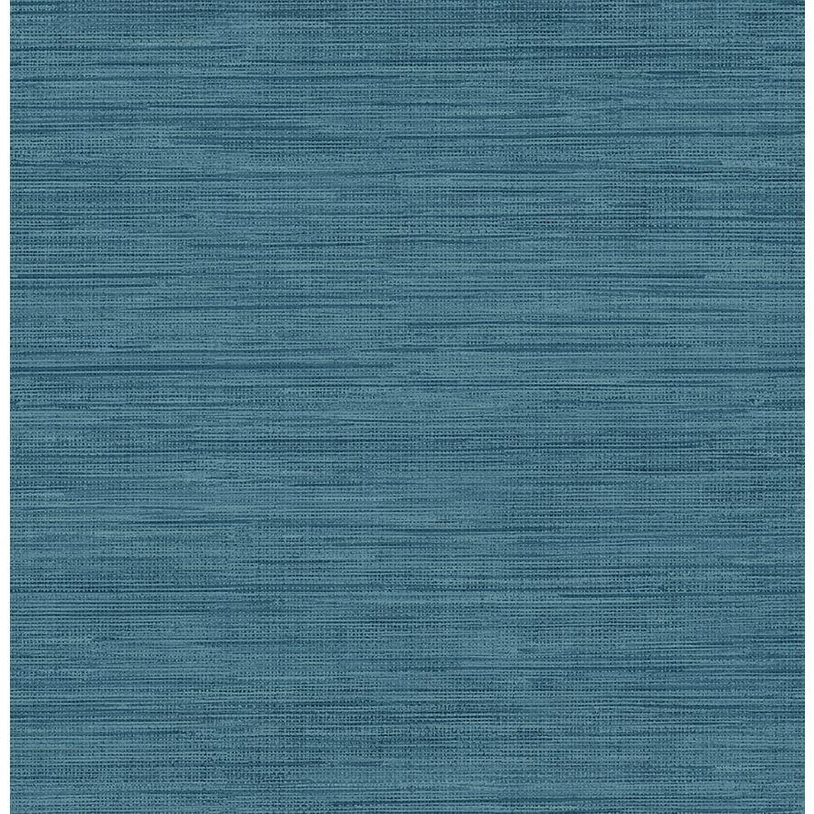 Brewster Wallcovering Brewster Essentials Blue NonWoven