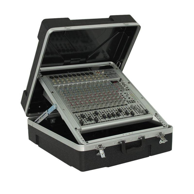 Abs Mixer Rack Case 12u Music Case Guitar Case Case