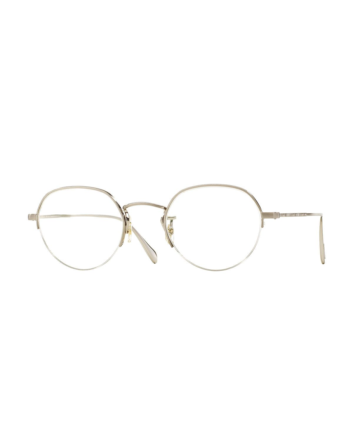 Oliver Peoples Roland Round Optical Frames | OPT | Pinterest ...