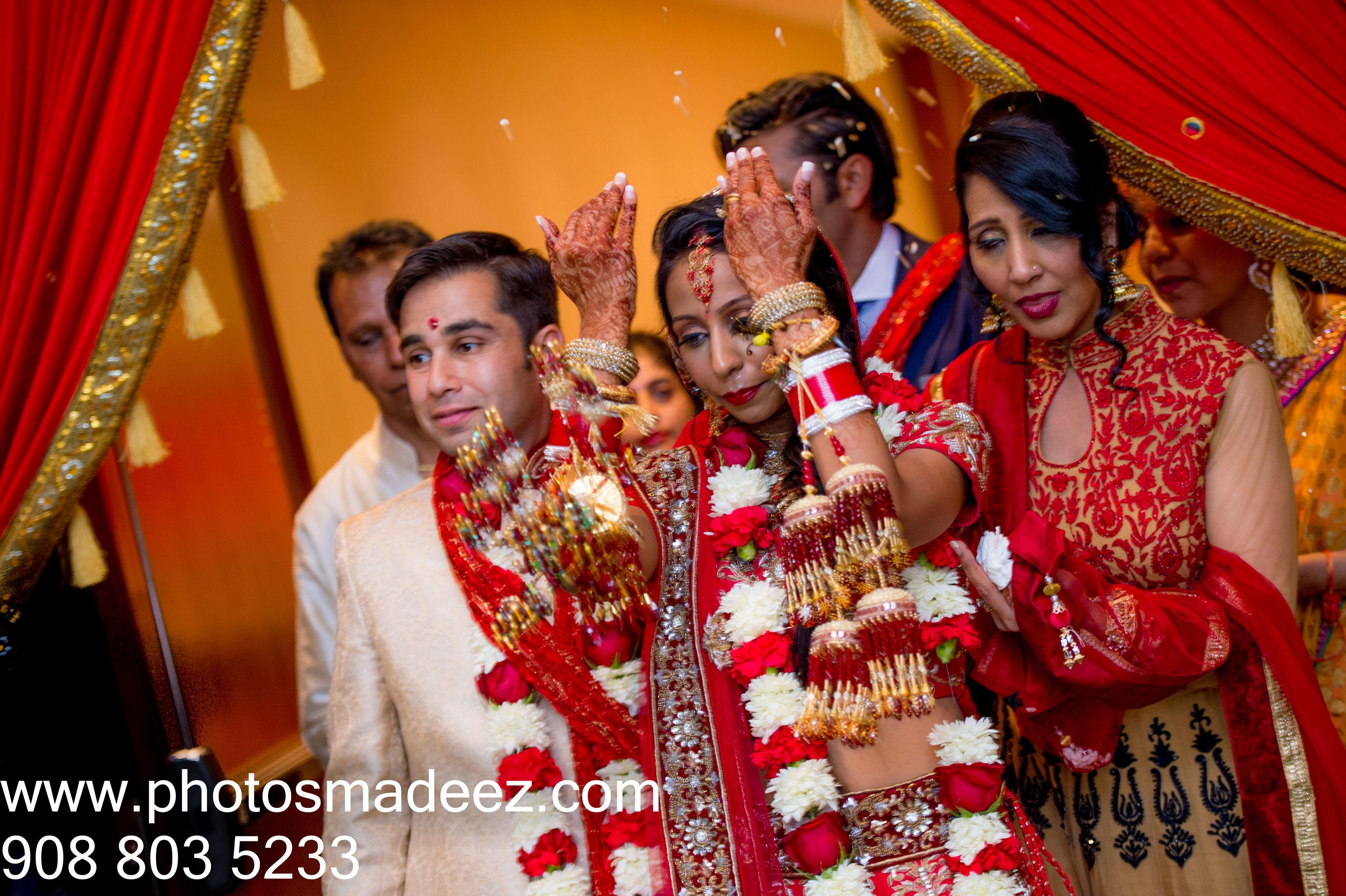 Vidai For Hindu Wedding Ceremony At Westinjersey City With Dj Gaurav Punjabi Wedding In New Jersey Best Indian Wedding Photographers Photosmadeez