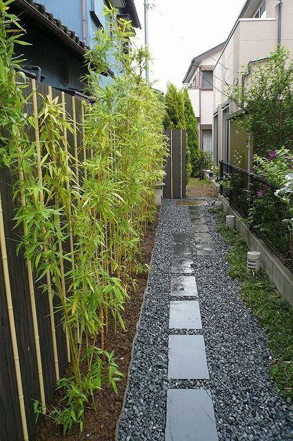 Diseño de jardines para casas | Pasillos, Jardín y Jardines