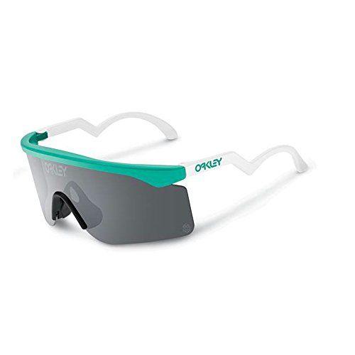 ea3691189a2eb Oakley Razor Blade Heritage Collection Sunglasses Seafoam Grey