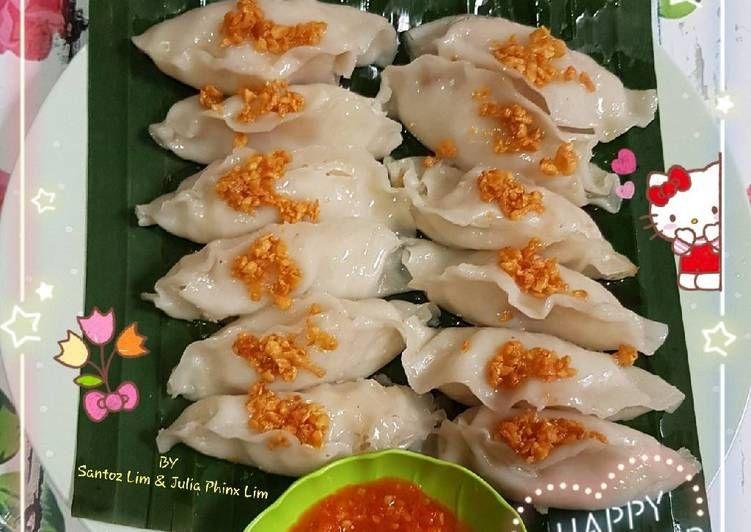 Resep Choi Pan Chai Kue Pontianak Oleh Juliaphinxlim Resep Resep Adonan Kue Resep Masakan Indonesia