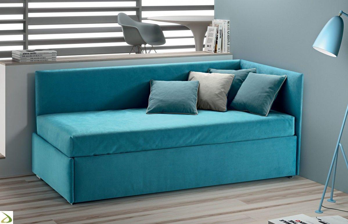 Divano Letto Per Cameretta.Letto Ceos Small Bedroom Interior Furniture Interior