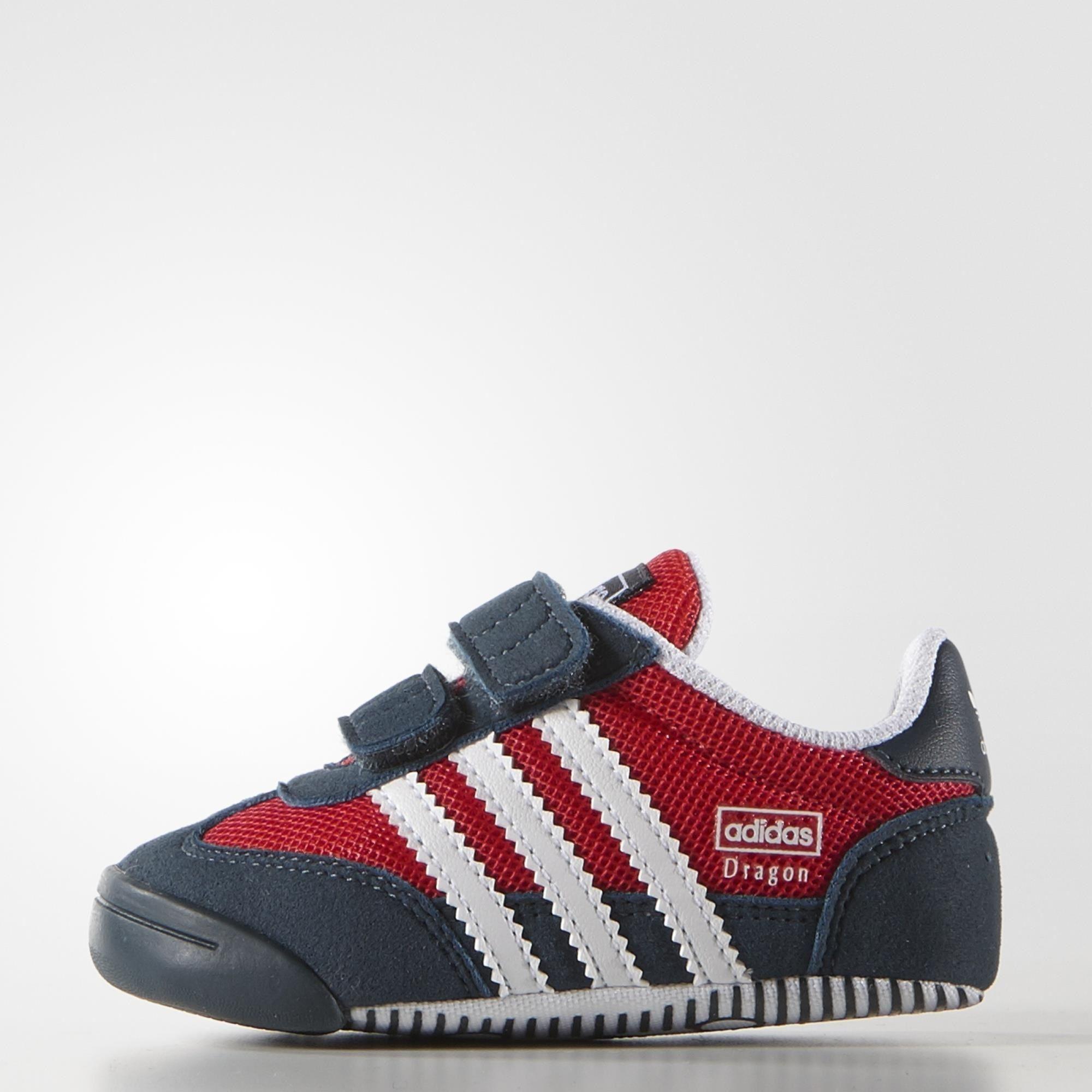 Zapatillas Learn2Walk Dragon Crib Bebé - Tomato adidas | adidas Chile
