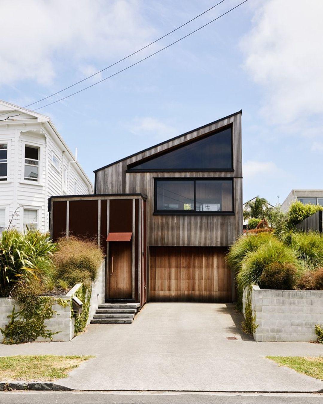 Pergola Designs New Zealand: This New Zealand Home Looks Like A Tiny Village. Designed
