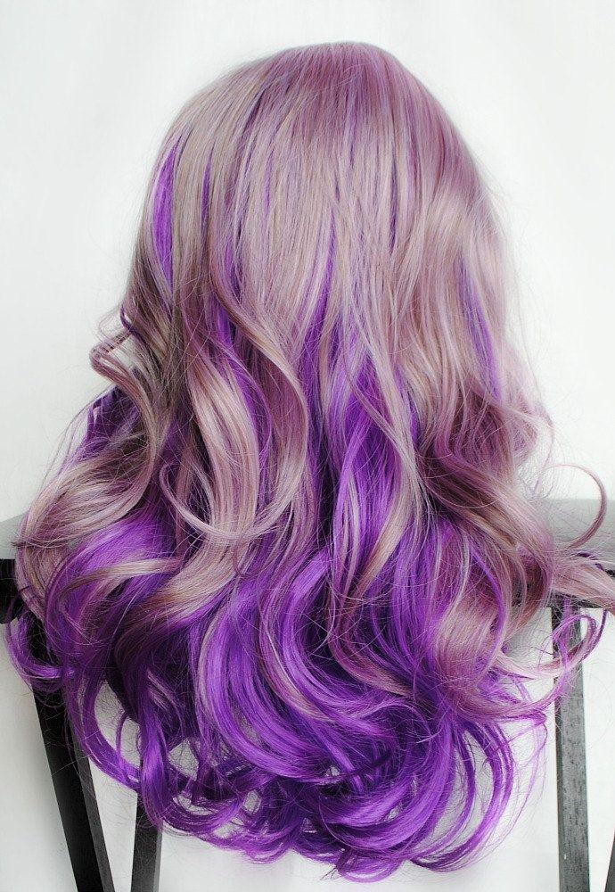 lilac frost lavender pastel