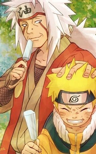 Naruto is the type of boyfriend