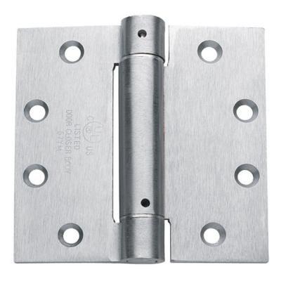 Taco 4 5 In X 4 5 In Brushed Chrome Steel Spring Hinge Set Of 3 Cps4545 26d 3 The Home Depot Spring Door Hinge Spring Loaded Hinges Door Hinges