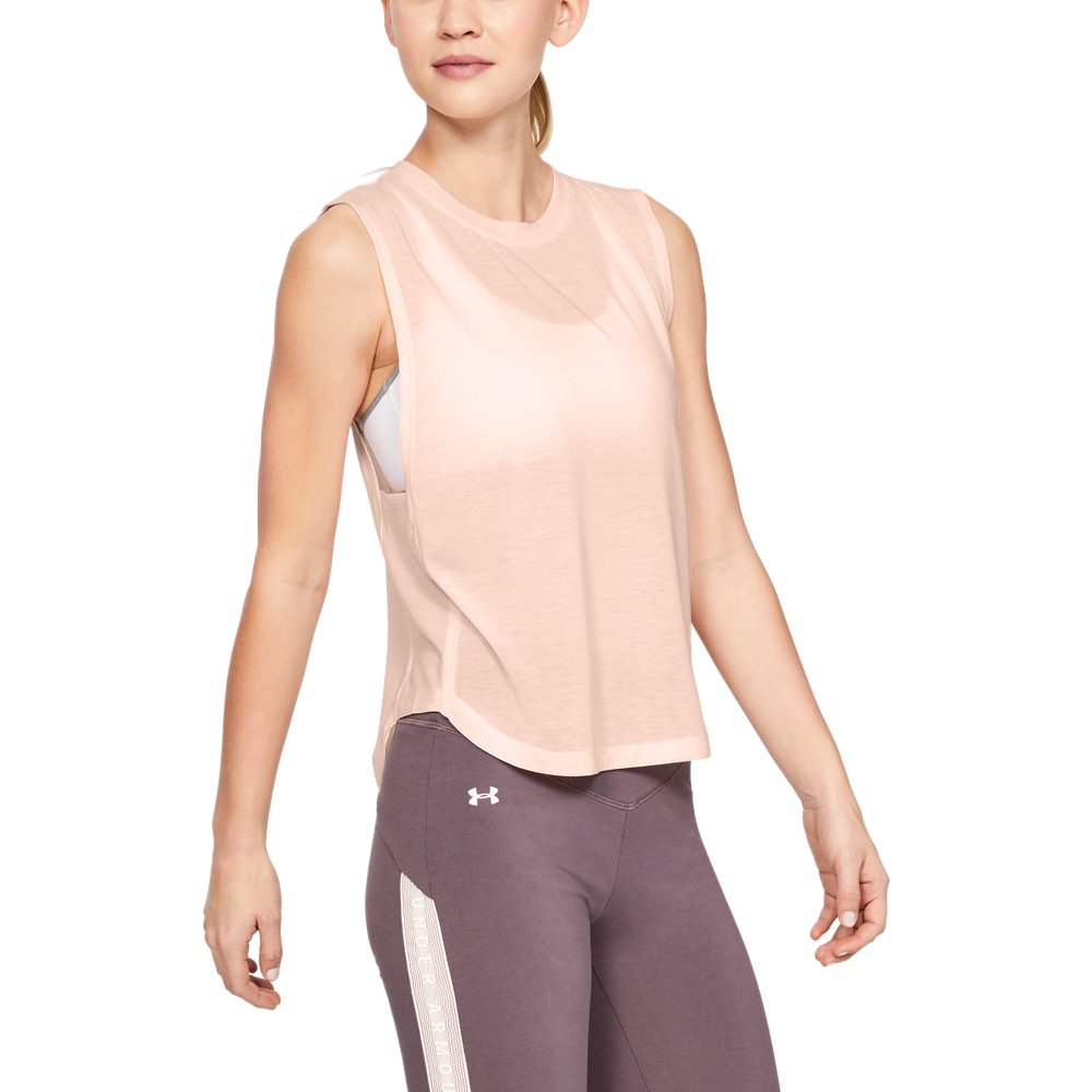 0078c2a6 Under Armour Women's Whisperlight Muscle | Products in 2019 | Tank ...