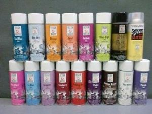Color Tool Floral Paint Design Master Transparent Flower Spray Tint