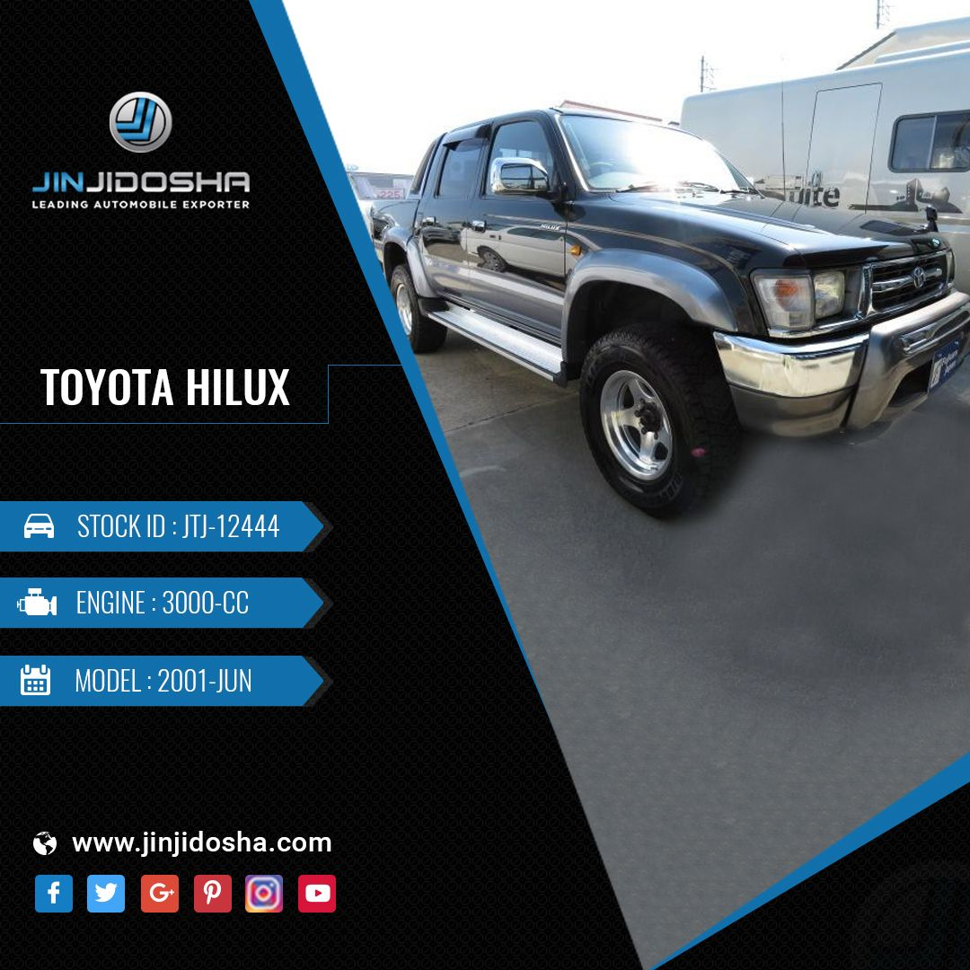 Your ToyotaHilux For Sale! Vehicle Details https//www