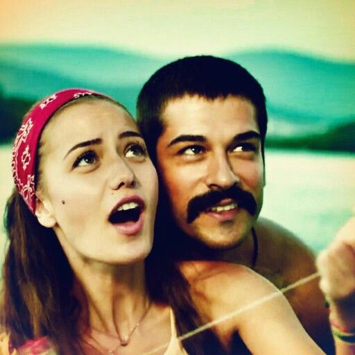 Fahriye Evcen Burak Ozcivit Ask Sana Benzer The Best Films Turkish Film Actors