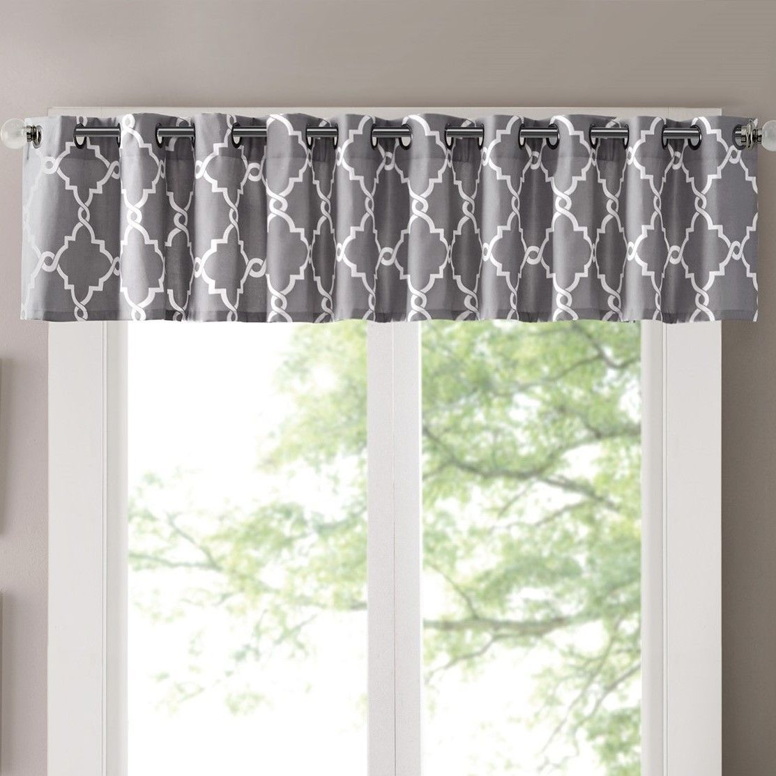 Print curtain valance products pinterest printed curtains