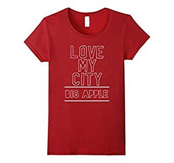 Amazon.com: New York City Shirt | NYC Shirt | Big Apple Shirt #bigapple #thebigapple #nyc #newyork #newyorkcity