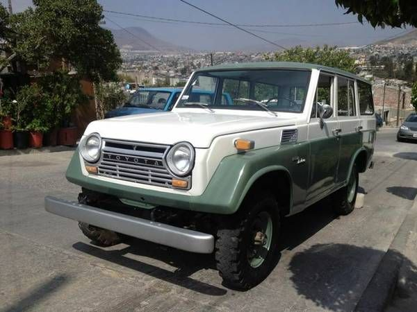 1969 toyota land cruiser fj55 wagon dream garage land cruiser\u002769 land cruiser fj55 w 3 speed, column shift manual and inline six