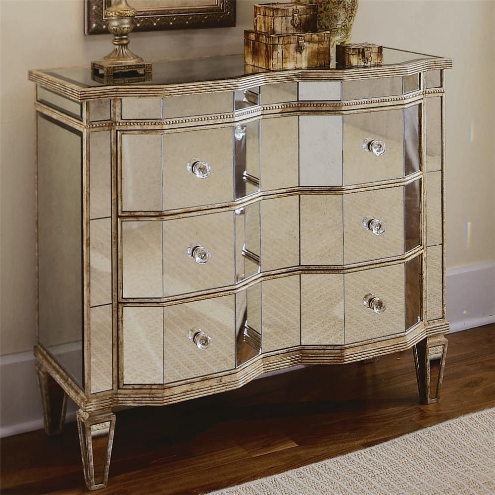 Mirrored Bedroom Dresser Add Mirrored Dresser For Beautiful Nod To Room Bedroom Design