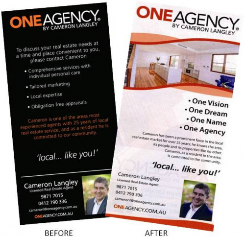 Real Estate Agent Flyers | Australian Real Estate Marketing ...