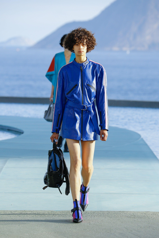 Louis Vuitton Resort 2017 Fashion Show - Tandi Reason Dahl