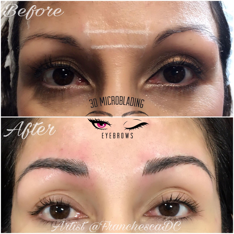 3D Microblading Eyebrows | 3D Microblading Eyebrows | Microblading