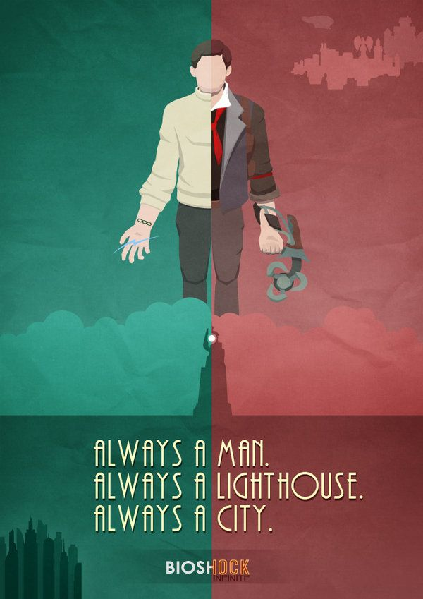 Constants and Variables | Bioshock | Pinterest | Bioshock ...