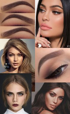 The Shape of Your Eyebrows Will Change Your Face #perfecteyebrows