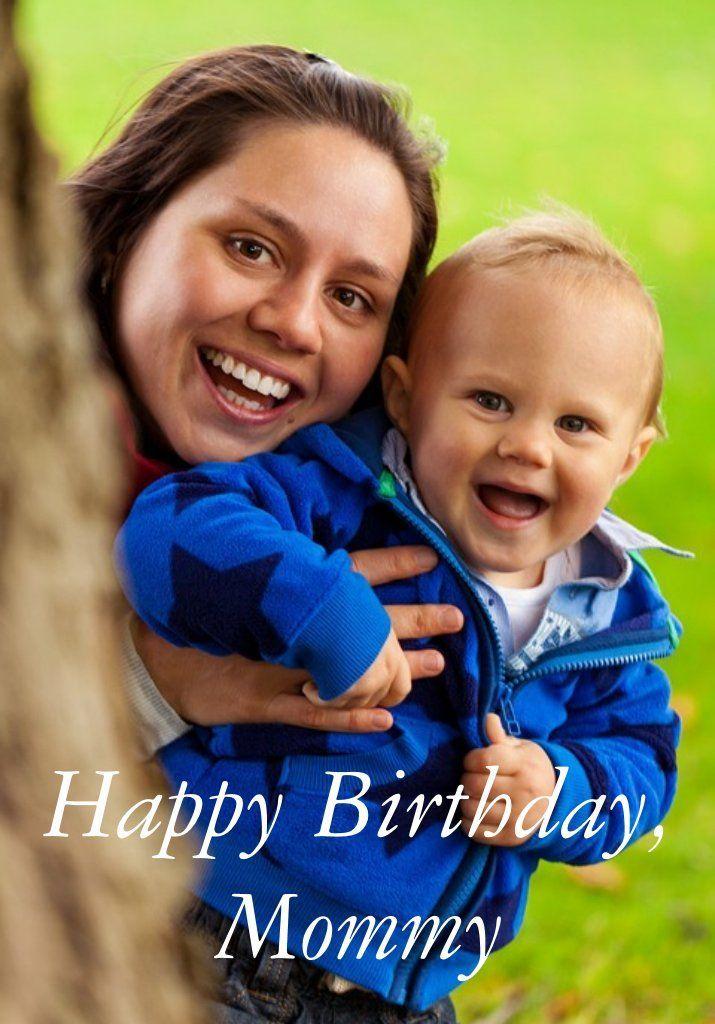 , Photo Happy Birthday Mommy – Greeting Card #Birthday #Card #Greeting #Happy #Mommy, My Babies Blog 2020, My Babies Blog 2020