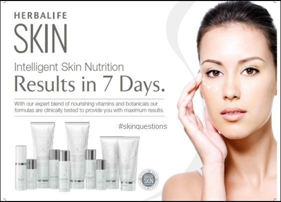 NEW exciting herbalife skin range 7 day trial now in SA! :D Let me ...
