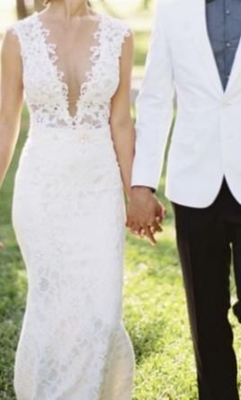 Used Berta Wedding Dress 5500 USD Buy It PreOwned Now And Save 1650 Off The