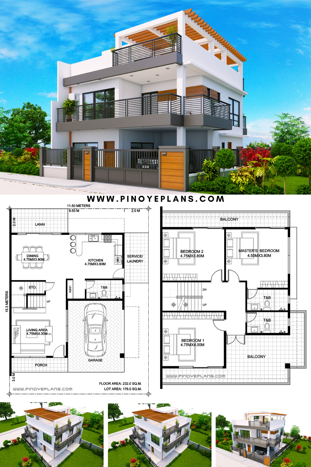 Pin On Two Storey House Concepts