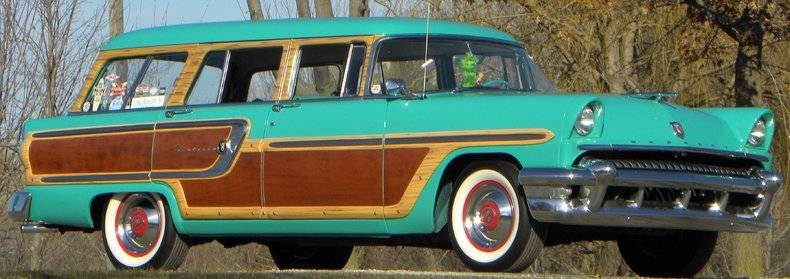 1955 mercury monterey station wagon for sale 1811874 hemmings rh pinterest com
