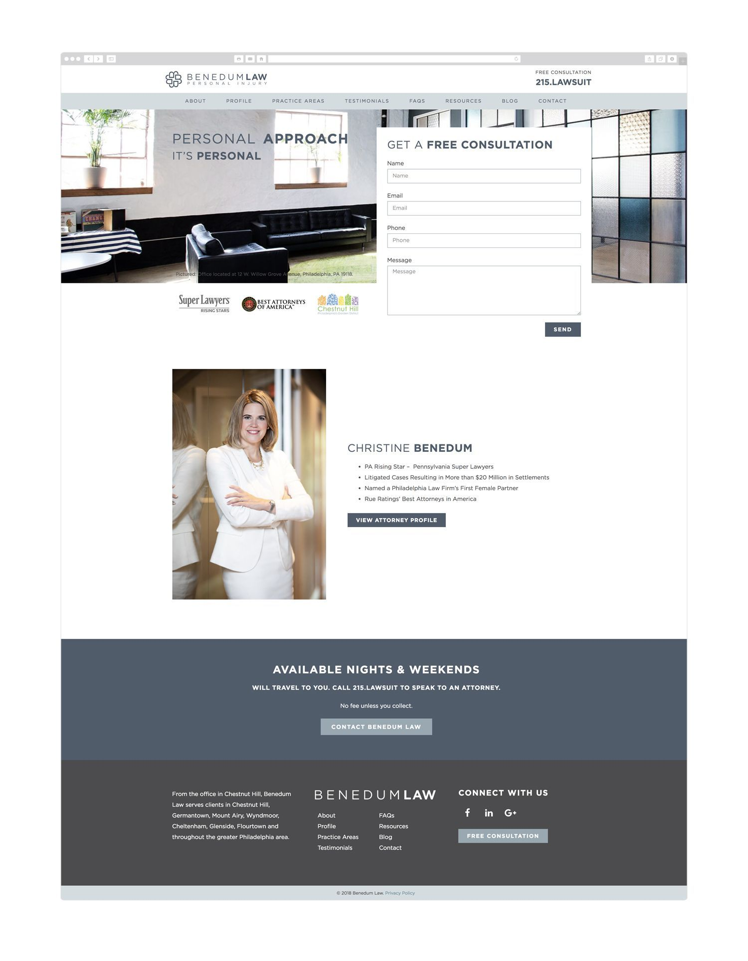 Philadelphia Law Firm Website Design Wicky Design Law Firm Website Design Law Firm Website Design