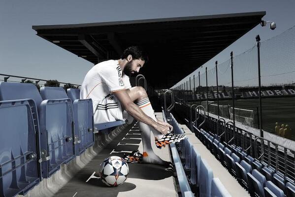 Arbeloa for Adidas