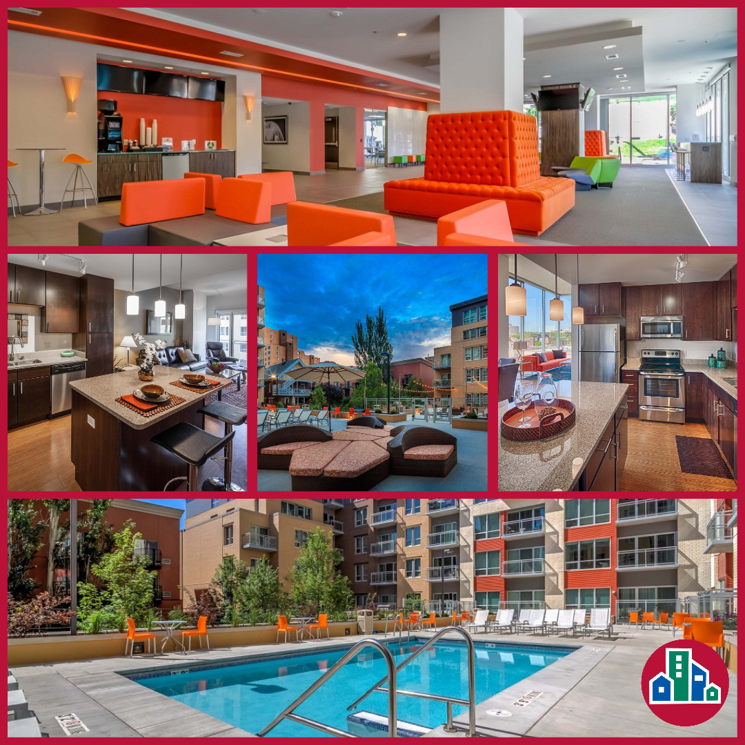 Domain Apartments Provides An Enjoyable And Convenient Downtown Living Experience Through Its Unique Ability To Downtown Living Apartment Communities Apartment