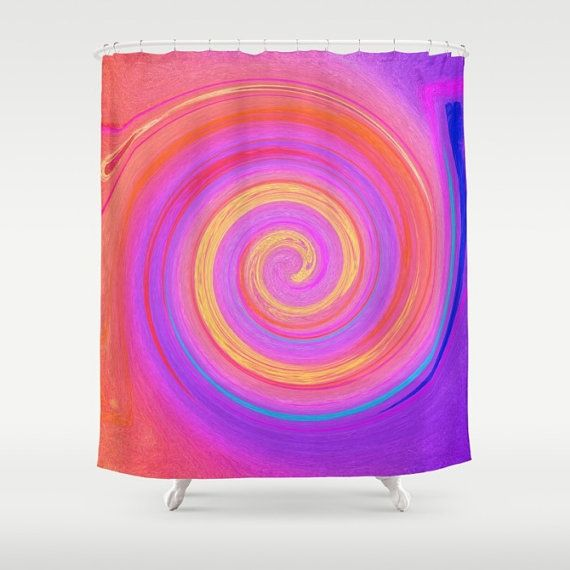 Extra Long Custom Shower Curtain Fine Art by MScottPhotography ...