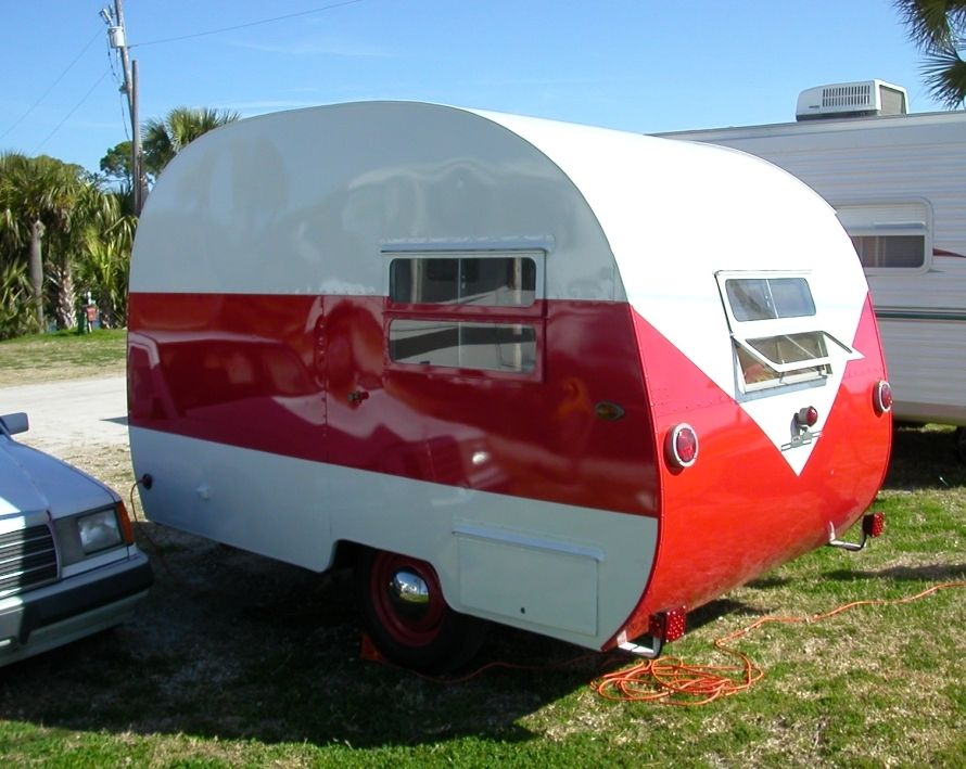 cozy cruiser vintage trailer for sale this is a predecessor of the shasta