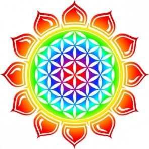 blume-des-lebens-lotus-flower-of-life-herz-chakra-regenbogen-symbol-der-d75498790.jpg (295×295)