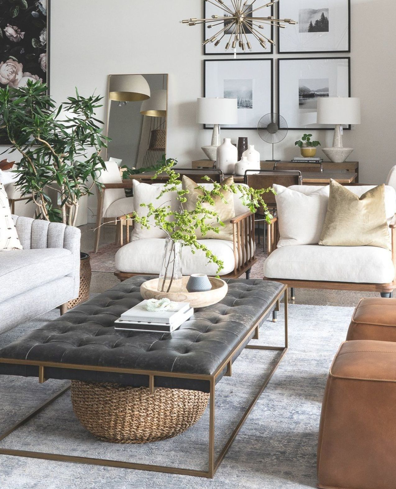 Our Top Five Tips For Styling A Coffee Table Leclair Decor Contemporary Living Room Design Living Room Coffee Table Leclair Decor [ 1571 x 1274 Pixel ]