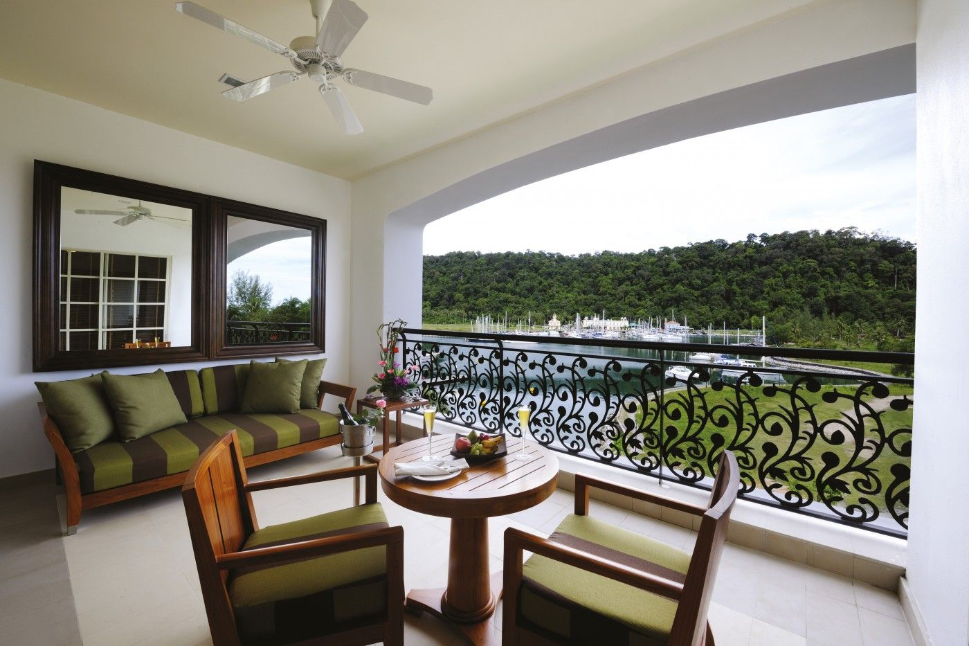 The danna langkawi rooms 5 star luxury hotel