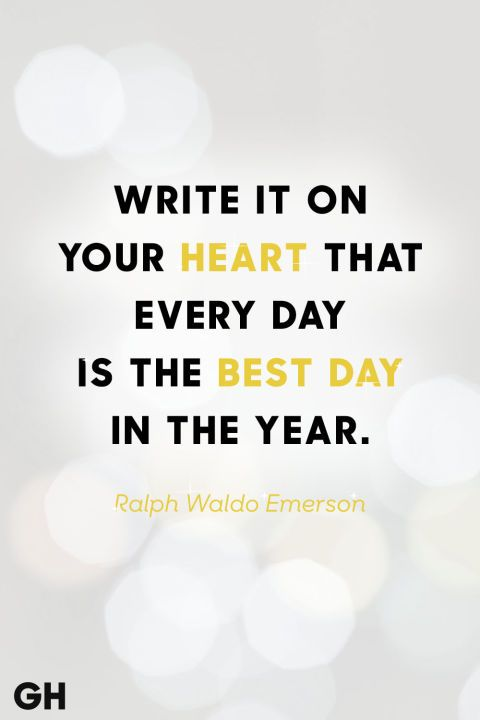30 New Year\'s Quotes That Will Inspire a Fresh Start | Fresh start ...