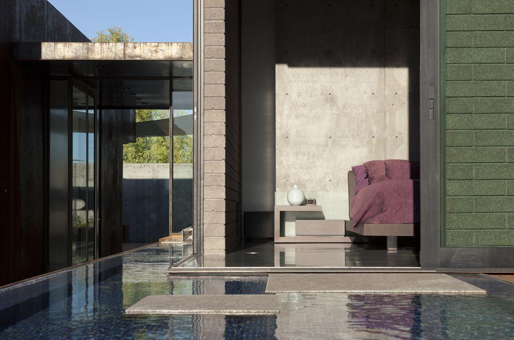 Yerger Residence par les architectes de Chen + Suchart Studio
