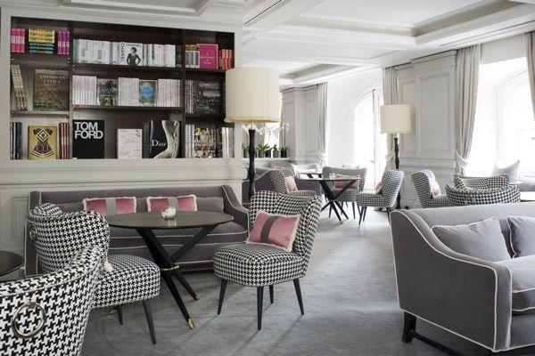 Interior Designer: Michele Bonan Location: 1 Place Vendome ...