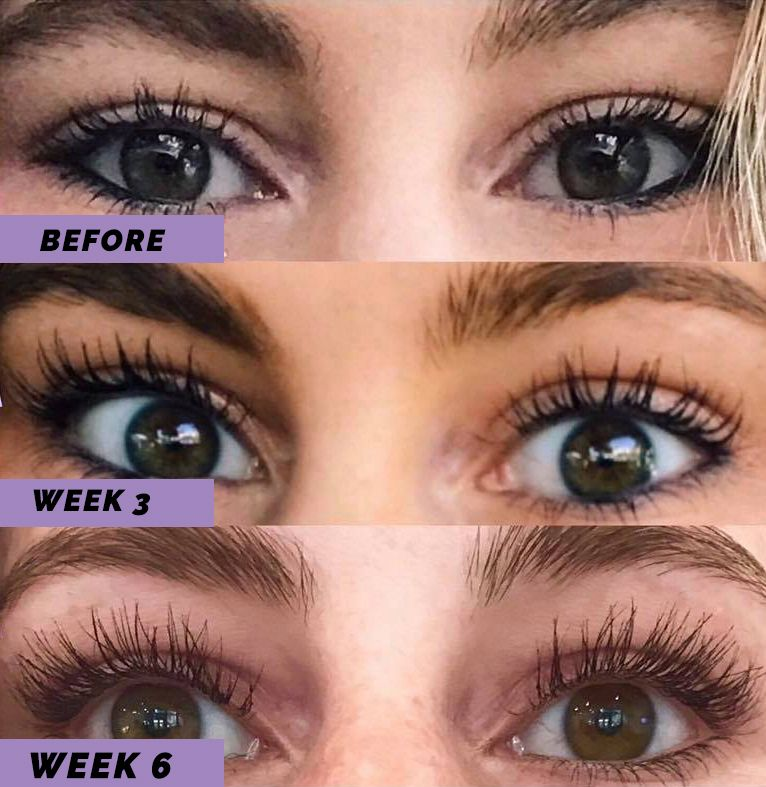 7 Tips To Make Your Eyelashes Thicker And Longer Beneficios