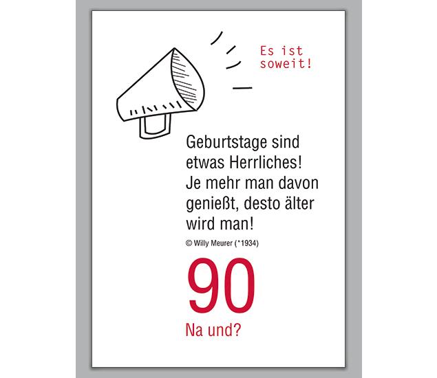 schöne geburtstagskarte zum 90. geburtstag - http://www, Einladung