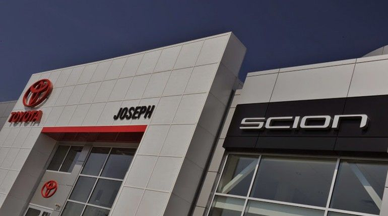 The Joseph Toyota Cincinnati Dealership Is Located At 9101 Colerain Avenue,  Cincinnati, Ohio (OH), And Is A Well Trusted And Respected Locally Owned  Member ...